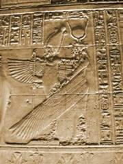 Isis-mothering-goddess-ecliptic-creator