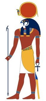 Horus-Horakhty-Heru-Mars-Re